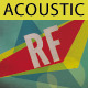 Romantic and Acoustic Autumn - AudioJungle Item for Sale