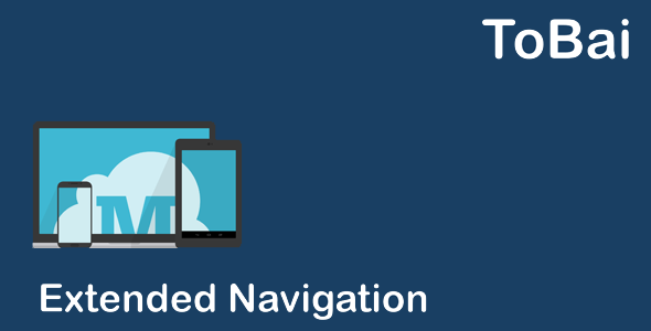 CodeCanyon ToBai Extended Navigation 8892258