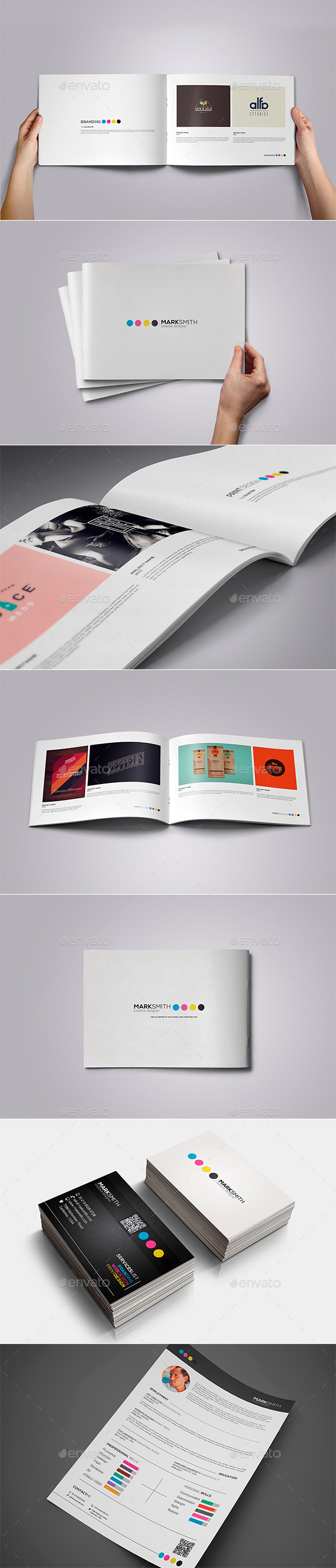 GraphicRiver Creative Designer Set 8982620