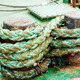 Green Rope On The Mooring Bollard - PhotoDune Item for Sale