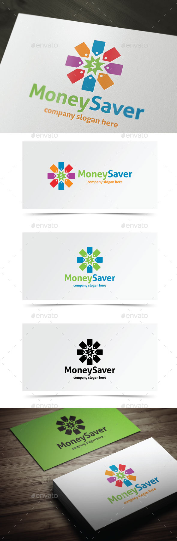 GraphicRiver Money Saver 8983351