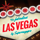 Welcome to Fabulous Vegas Logo Opener Animation - VideoHive Item for Sale