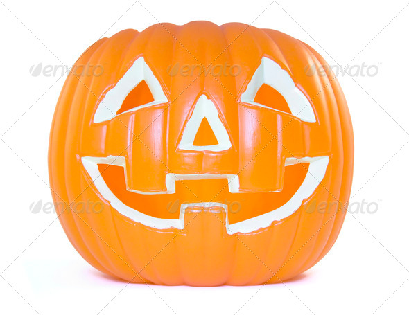 Jack o lantern - Stock Photo - Images