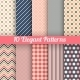 Elegant Seamless Patterns - GraphicRiver Item for Sale