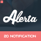Alerta - 20 Responsive Email Notification + Online Editor - ThemeForest Item for Sale