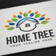 Home Tree Logo - GraphicRiver Item for Sale