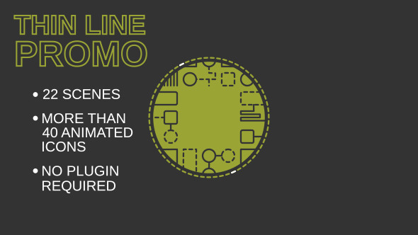 Thin Line Promo