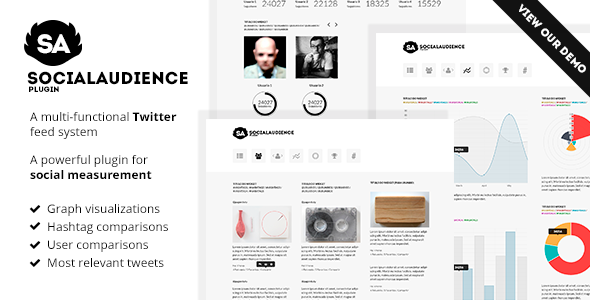 CodeCanyon Social Audience Plugin 8946288