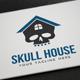 Skull House Logo - GraphicRiver Item for Sale