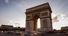 Timelapse of Paris