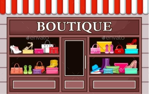 GraphicRiver Fashion Boutique 8987449
