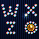 Gem Rhinestone Alphabet