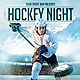 Hockey Night Flyer Template - GraphicRiver Item for Sale