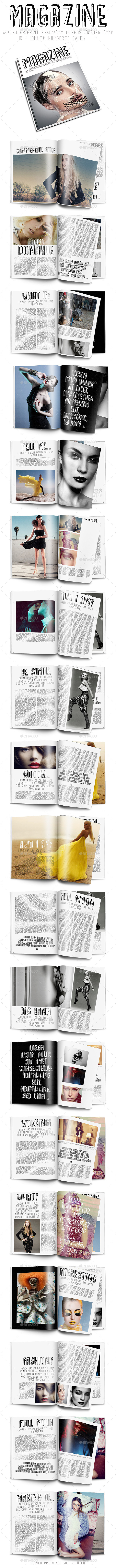 GraphicRiver Style Magazine 8987958