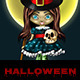 Halloween Girl - GraphicRiver Item for Sale