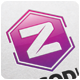 Zencode Hex Logo Template - GraphicRiver Item for Sale