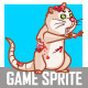 Zombie Rat Game Sprite - GraphicRiver Item for Sale
