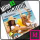 Vacation Magazine Template - GraphicRiver Item for Sale