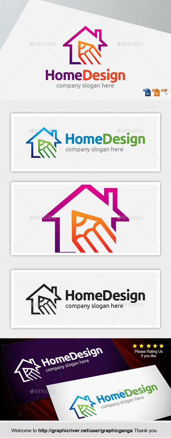 GraphicRiver Home Design 8988075