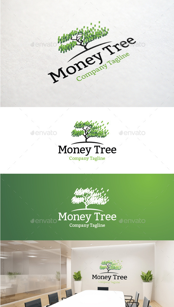 GraphicRiver Money Tree 8971195
