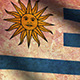 Uruguay Flag Grunge and Retro - GraphicRiver Item for Sale