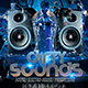 Dirty Sound Flyer Template - GraphicRiver Item for Sale