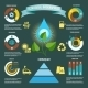 Ecology Infographic - GraphicRiver Item for Sale