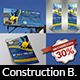 Construction Advertising Bundle Vol.3 - GraphicRiver Item for Sale