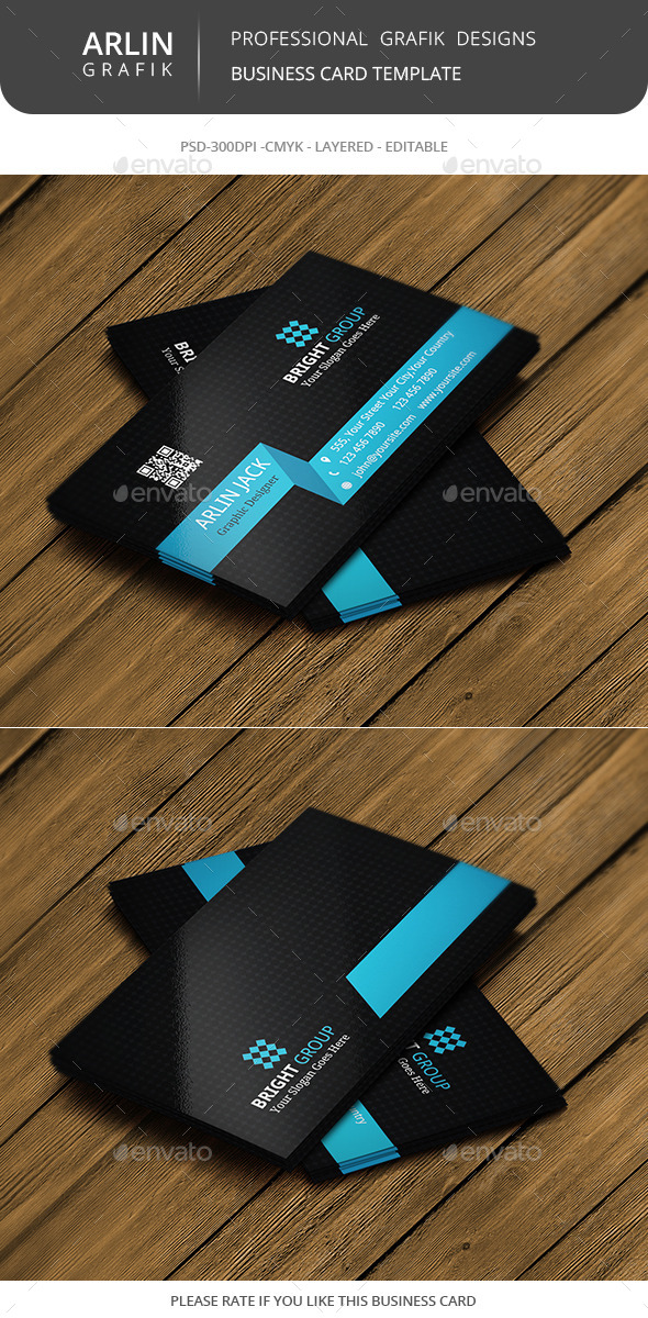 GraphicRiver Creative Business Card 8988560