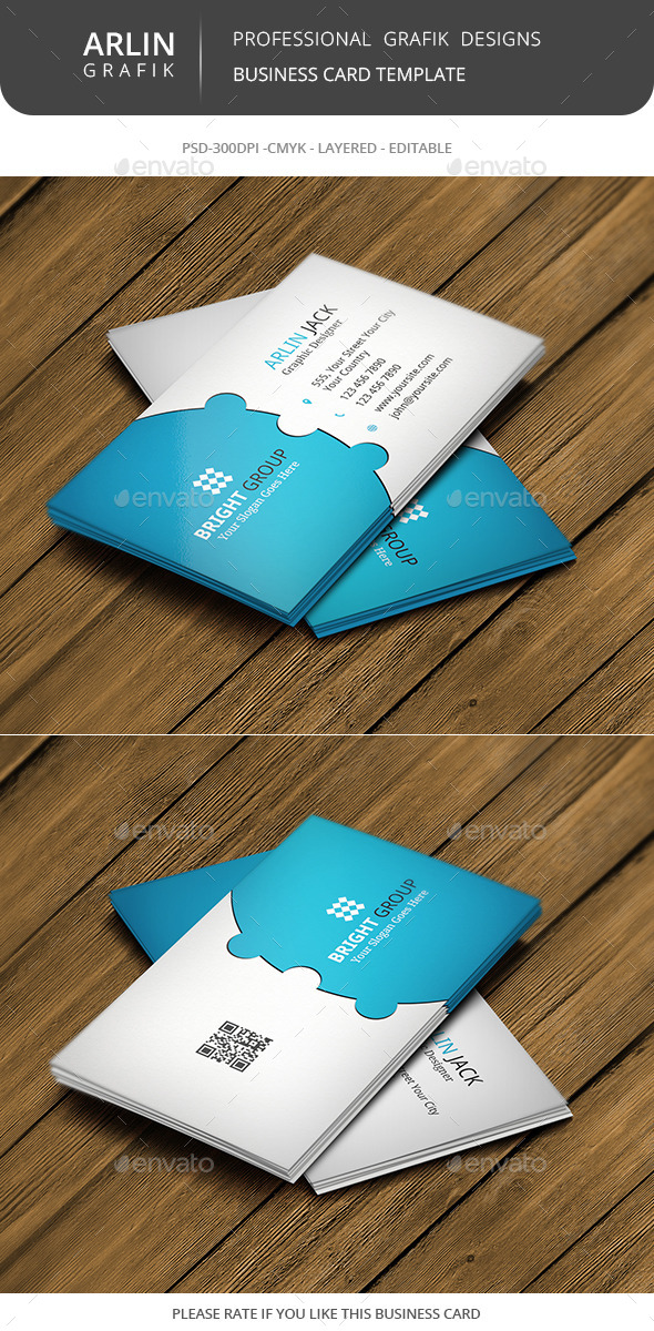 GraphicRiver Creative Business Card 8988570