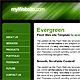 Evergreen Flash Web Site Template - ActiveDen Item for Sale