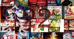 22 Festive Christmas and New Years Party Flyer