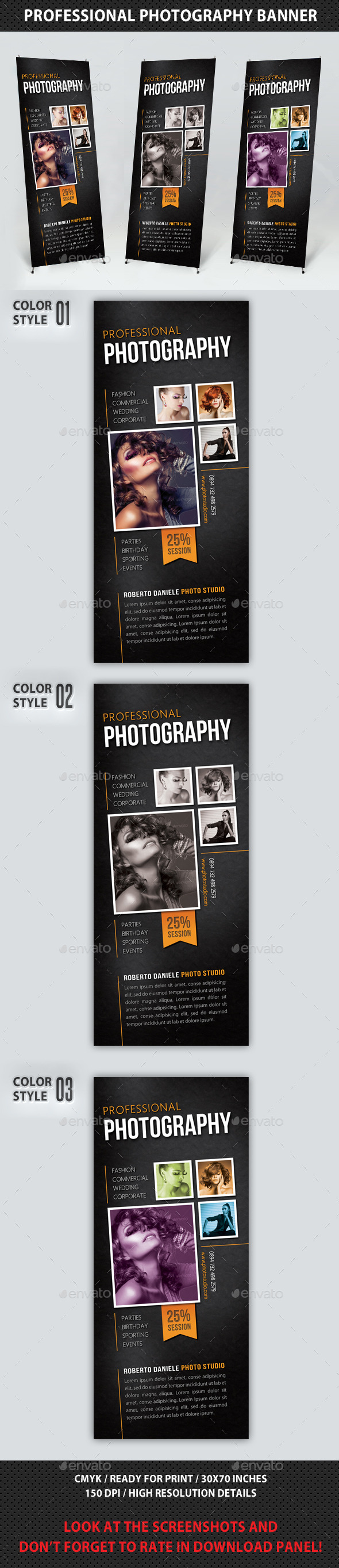 GraphicRiver Photography Studio Multipurpose Banner 13 8989040