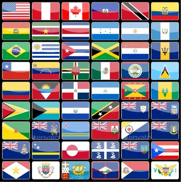GraphicRiver Flags 8989147
