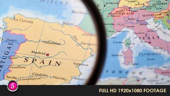 World Map 225