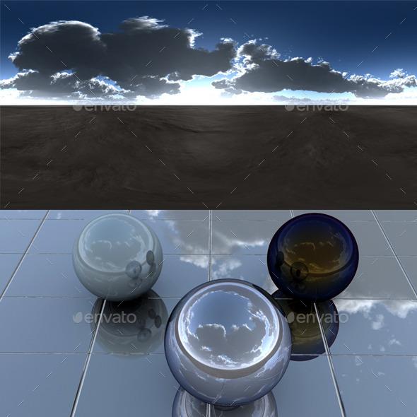 Desert 158 - 3DOcean Item for Sale