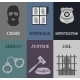Police Mini Posters - GraphicRiver Item for Sale