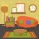 Interior Design Sofa - GraphicRiver Item for Sale