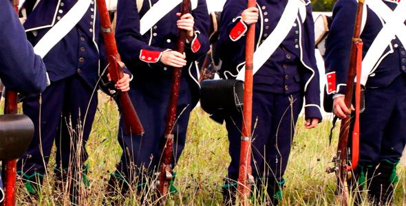 War Infantry 4