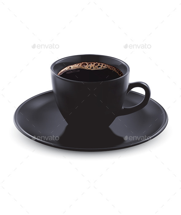 GraphicRiver Cup of Coffee 8989442