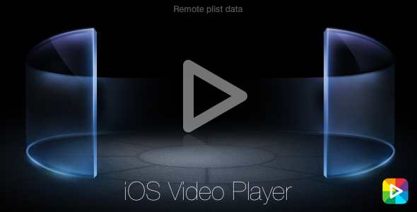 iOS8 Video Player - CodeCanyon Item for Sale