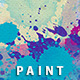 Paint Backgrounds Vol.4 - GraphicRiver Item for Sale