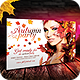 Autumn / Fall Party Flyer - GraphicRiver Item for Sale