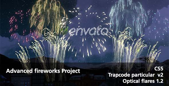 Advanced Fireworks Project