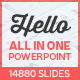 Hello PowerPoint - Multipurpose Presentation - GraphicRiver Item for Sale