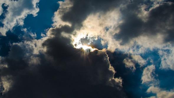 Sky Shine rimlight Timelapse