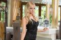 girl in black elegant dress - PhotoDune Item for Sale