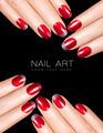 Nail Art. Luxury Nail Polish. Nail Stickers - PhotoDune Item for Sale