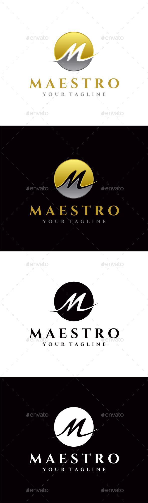 GraphicRiver Maestro 8990017