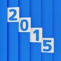 Blue bookmarks 2015 - PhotoDune Item for Sale